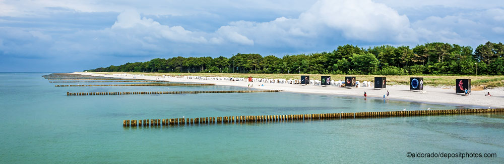 Strand Zingst Ostsee